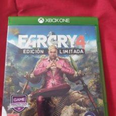 Xbox One: FAR CRY 4 XBOX ONE. Lote 290011188