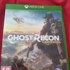 Xbox One: GHOST RECON XBOX ONE. Lote 290011273