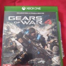 Videogiochi e Consoli: GEARS OF WAR 4 XBOX ONE. Lote 290011368
