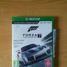 Xbox One: VENDO FORZA MOTORSPORT 7 PARA XONE - XBOX ONE.. Lote 291156543