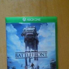 Xbox One: VENDO STAR WARS BATTLEFRONT PARA XONE - XBOX ONE.. Lote 291832938