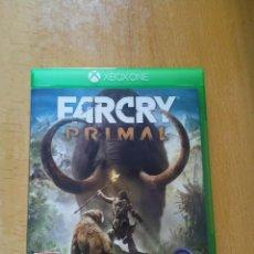 Xbox One: VENDO FARCRY PRIMAL PARA XBOX ONE.. Lote 291833708