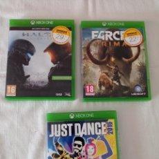 Xbox One: LOTE JUEGOS XBOX ONE. VER FOTOS Y LEE LA DESCRIPCIÓN!. Lote 293780948