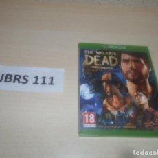 Xbox One: XBOX ONE - THE WALKING DEAD - UNA NUEVA FRONTERA , PAL ESPAÑOL , PRECINTADO. Lote 293997708