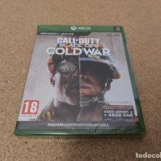Xbox One: COD, BLACK OPS COLD WAR, SERIES X PRECINTADO. Lote 294125068
