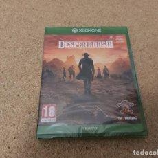 Xbox One: DESPERADOS III PARA XBOX ONE, PRECINTADO. Lote 294125198