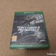 Xbox One: TONY HAWK PRO SKATER 1+2 XBOX ONE, PRECINTADO.. Lote 294125308