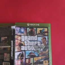 Xbox One: GRAND THEFT AUTO V. Lote 295489728
