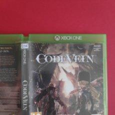 Xbox One: CODEVEIN. Lote 295637303