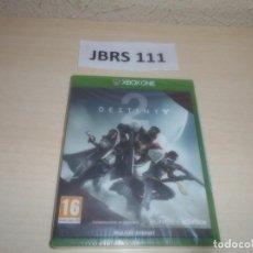 Xbox One: XBOX ONE - DESTINY 2 , PAL ESPAÑOL , PRECINTADO. Lote 295932988
