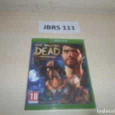 Xbox One: XBOX ONE - THE WALKING DEAD - UNA NUEVA FRONTERA , PAL ESPAÑOL , PRECINTADO. Lote 295933143