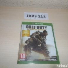 Xbox One: XBOX ONE - CALL O DUTY ADVANCED WARFARE , PAL ESPAÑOL , PRECINTADO. Lote 295933348